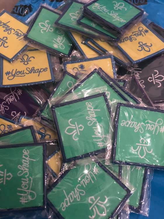 Youshape badges 2019