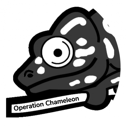 Operation Chameleon – Bookings Open!