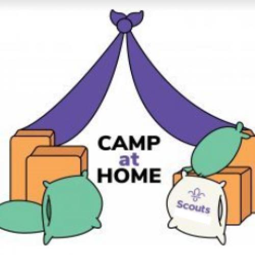 #CampAtHome