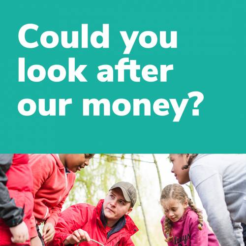 Could you look after our money?